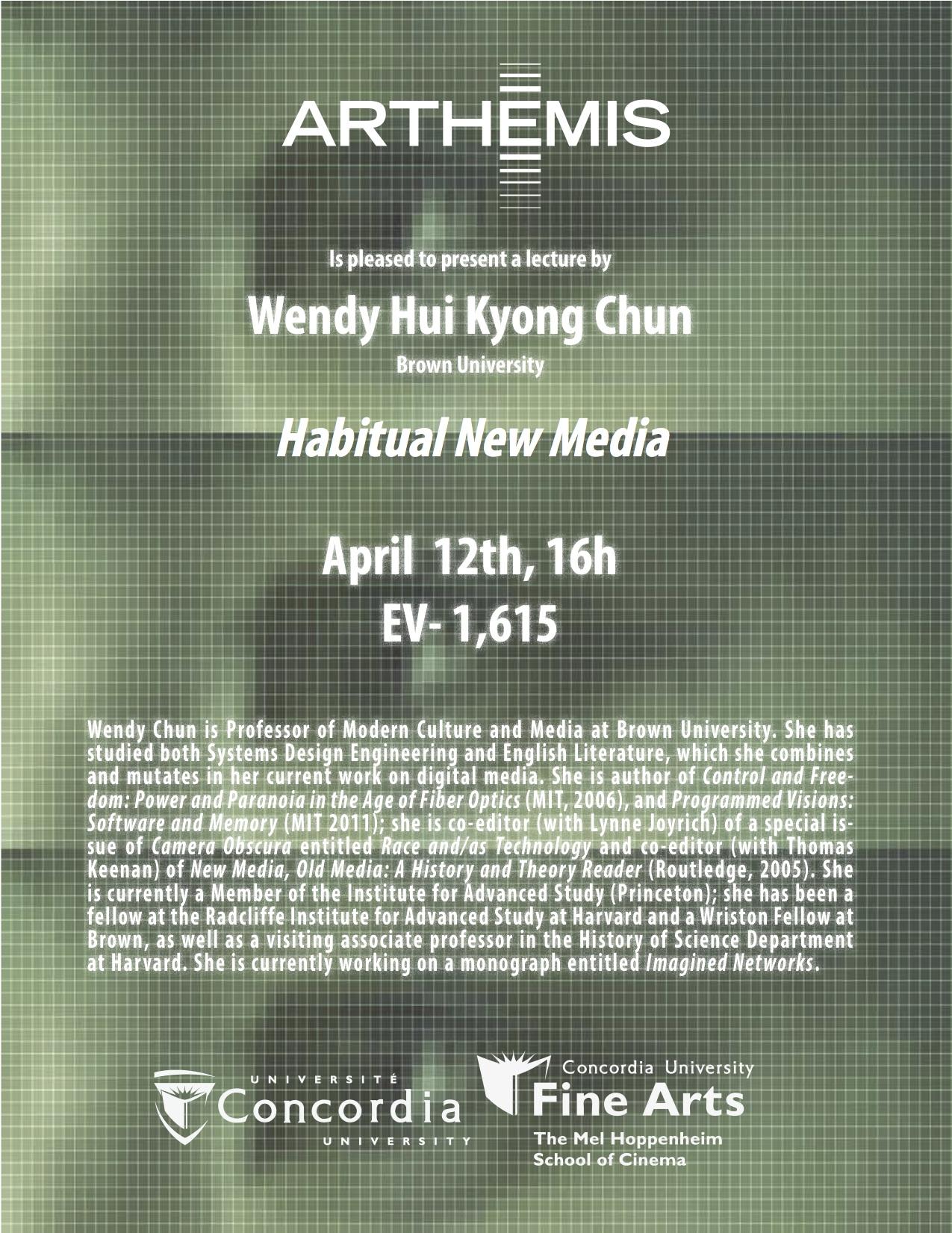 WendyChun's webadd