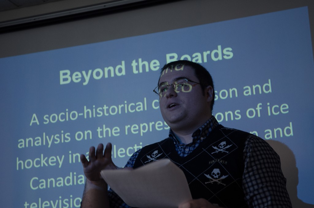 "Andy: ""Beyond the Boards: Cinematic & Televisual Representations of Ice Hockey in North America"""