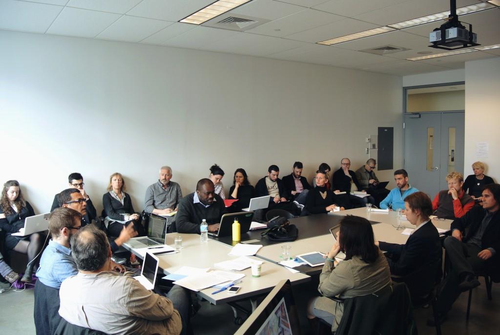 Global Cultural Flows workshop