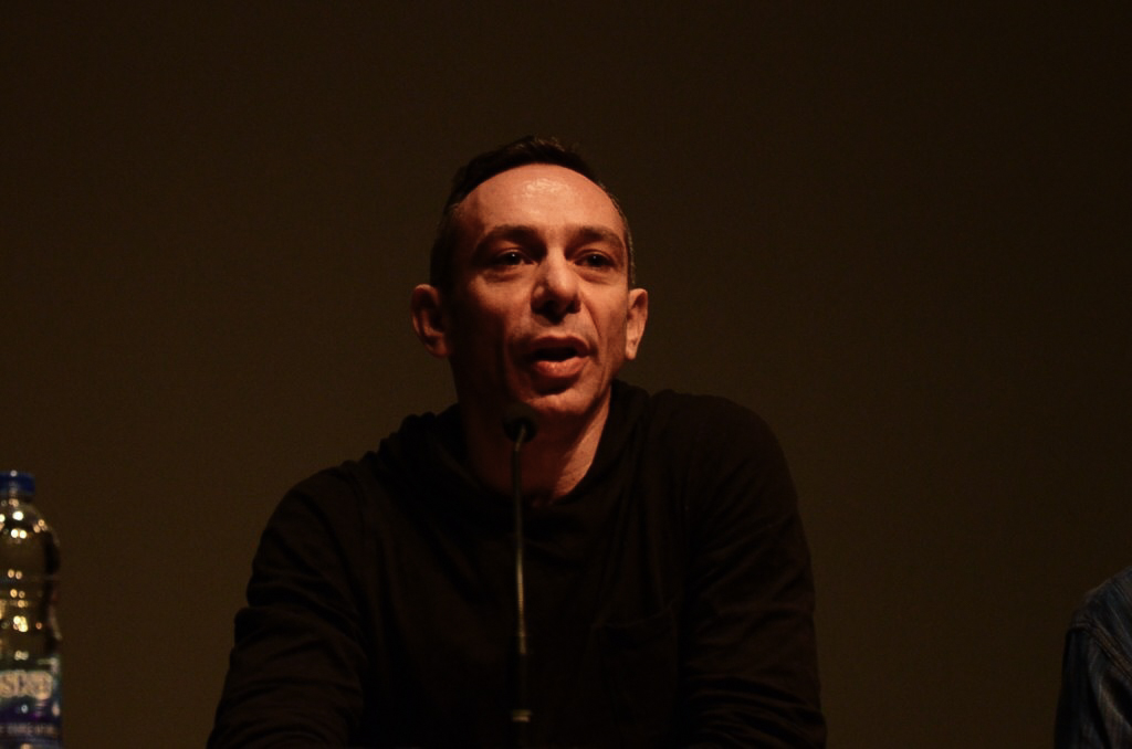 Giampaolo Marzi, director of the festival Mix Milan and MA student at the MHSoC.