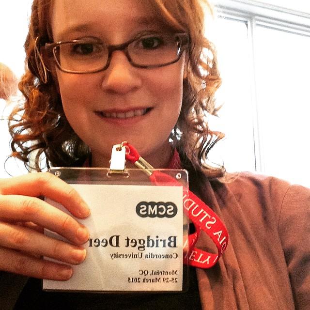 Bridget Deer SCMS2015