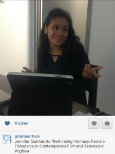 Jennifer symposium instagram